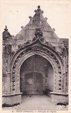 SIZUN 6 portique de l'église