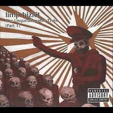 The Unquestionable Truth Part 1 [PA] [Digipak] by Limp Bizkit (CD, May-2005)