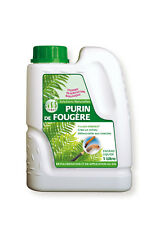 Purin de Fougère 1L, protection, fertilisant Bacteriosol