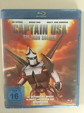 BluRay Captain USA - The Iron Soldier