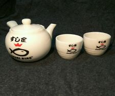SUSHI KING JAPANESE TEAPOT SET