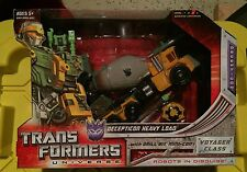 Transformers Universe HEAVY LOAD VOYAGER CLASS CLASSIC Generations SEALED HASBRO
