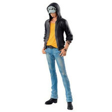 One Piece Jeans Freak Vol. 4 Trafalgar Law Yellow Shirt Figure BANP36172