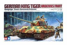 TAMIYA 35252 1/35 German King Tiger Ardennes Front