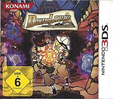 DOCTOR LAUTREC AND THE FORGOTTEN KNIGHTS for Nintendo 3DS - with box & manual