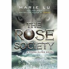 The Rose Society (Young Elites Novel) - Marie Lu(Author NEW Hardcover 13/10/2015