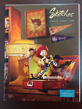 WDCC Disney Sketches Magazine 2002 Vol 10 No 1