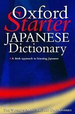 The Starter Oxford Japanese Dictionary-ExLibrary