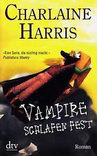 VAMPIRE dormire fisso - di Charlaine HARRIS tb (2008)
