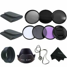 67mm Lens Filter Kit UV CPL FLD ND2 4 8 for Nikon D7000 D90 D70 D60 18-105mm