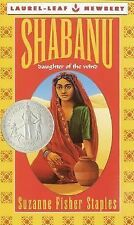 Shabanu Daughter of the Wind - Suzanne S. Staples (Paperback) Newbery Winner
