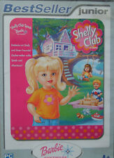 Barbie-shelly club complet. allemand pc barbie logiciel article neuf