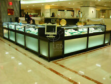 LED __Showcase LIGHTING __ Jewelry Display,Show Case __ 32 ft KIT