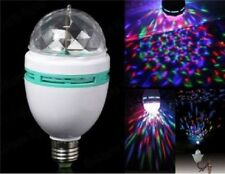 LED MINI PARTY LIGHT ROTATING LED RGB DISCO LIGHT DJ LIGHT HOME STAGE DECORATIVE