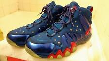 NIKE AIR CHARLES BARKLEY POSITE MAX BLUE SIXERS 76ERS FOAMPOSITE CB34