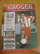 15/12/2001 Dagenham And Redbridge v Margate  . Condition: We aspire to inspect a