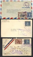 SALVADOR 1940-50's COLLECTION OF SIX COMMERCIAL COVERS