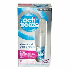 Peditech Actifreeze Verruca And Wart Remover 38ml