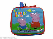 "B15PI26755 Peppa Pig Lunch Bag 8"" x 10"""