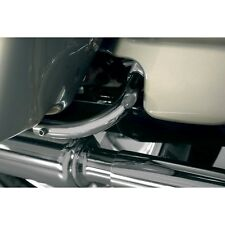 Chrome Saddlebag Guard Eliminator Bracket For Harley Touring