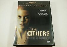 The Others DVD 2-Disc Collector's Series Nicole Kidman, Fionnula Flanagan