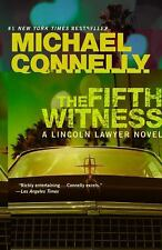 The Fifth Witness 4 by Michael Connelly (2011, Paperback) NY Times Bestseller