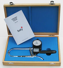 Harpenden Professional Skin Fold % Body Fat Caliper Measures Thickness C-136W