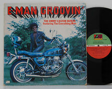 Jimmy Castor Bunch e-man Groovin 'NM # F