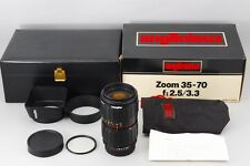 【B- Good】 ANGENIEUX Zoom Lens 35-70mm f/2.5-3.3 for Leica R Mount w/Box #2050