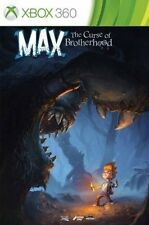 Max: The Curse of Brotherhood Xbox 360 INSTANT DELIVERY KEY