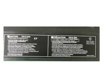 BATTERY FOR PANASONIC LCT1912AP.NV180,NVM10,NVM1000.NVM5 12V 2.3 Ah VRLA EACH