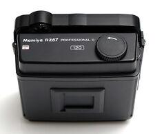 Mamiya RZ67 proII  Magazin Kassette 120 6x7 roll film holder back TL1465