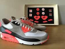 Nike Air Max 90 Patch Infrared SP Nikelab SIZE 14 New 95 Neon