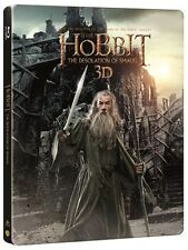 The Hobbit: The Desolation of Smaug 3D Blu-ray SteelBook (Region A Korea Import)