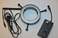 Bridgeport Mazak Jet knee mill lamp led ring light aluminium housing & controls