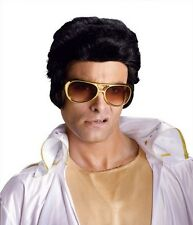 ELVIS SIDEBURNS POMPADOUR ROCK STAR WIG COSTUME FW8566