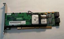 AMCC 3WARE 9500S-4LP 4 Port SATA RAID Controller with Battery Backup Unit