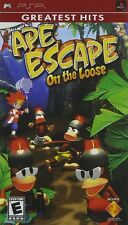 Ape Escape: On the Loose (Sony PSP, 2005)