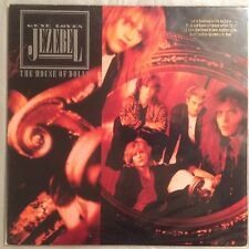 GENE LOVES JEZEBEL - The House Of Dolls (Vinyl LP) Geffen GHS24171