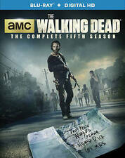 The Walking Dead: Season 5 [Blu-ray] DVD, Seth Gilliam, Norman Reedus, Steven Yu
