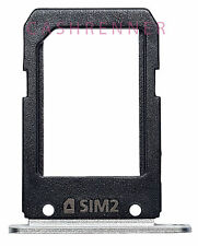 SIM Halter W Karten Leser Schlitten Adapter Card Tray Holder Samsung Galaxy A9