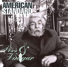 American Standard - Piss and Vinegar - 1995 Another Planet Punk NEW