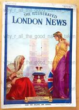 ILLUSTRATED LONDON NEWS Magazine No.5117 May 15, 1937 CORONATION CEREMONY NUMBER