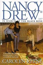 In Search of the Black Rose (Nancy Drew No. 137) by Keene, Carolyn, Good Book