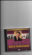 "GAITHER GOSPEL SERIES, CD ""BEST OF HOMECOMING 2015"" NEW SEALED"