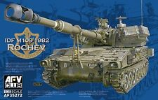 1/35 AFV Club IDF M109A2 1982 Rochev SPG vehicle #35272