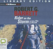 Rider on the Storm and Other Bits and Barrett by Robert G. Barrett (2013, CD,...