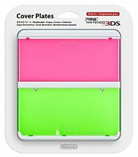 NEW Nintendo 3DS Cover Plate No.022 (clear Material) From Japan