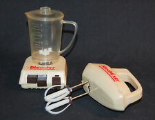 TOY BLENDER & MIXER BY ARCO IND. LTD MADE IN HONG KONG VINTAGE