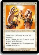 MTG Magic APC FOIL - Manacles of Decay/Menottes du déclin, French/VF